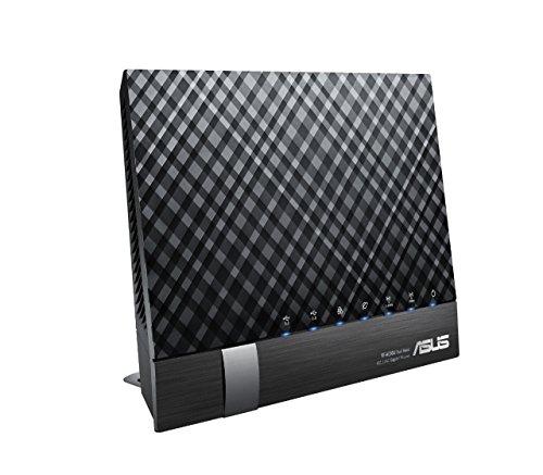 ASUS RT-AC56U Wireless AC1200 Gigabit Router (Renewed)