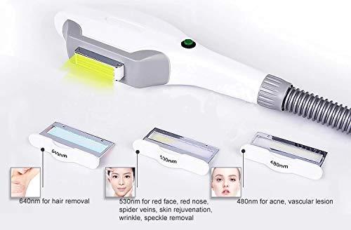 Beauty Equipment Opt/IPL Haarentfernung Schnelle + Elight + RF + Laser Multifunktionale SHR IPL Haarentfernung,D