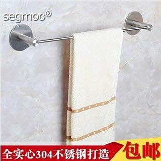 Taoliangad Non-Marking 3M Pegamento Barra de toalla de bao de Acero inoxidable 304 sólido