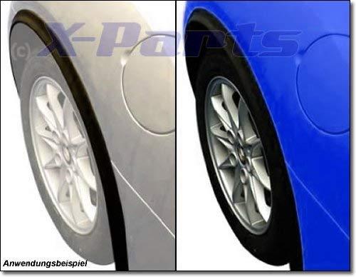 Kotflügelverbreiterung Gummi UNIVERSELL für ALLE Autos - selbstklebend 150cm