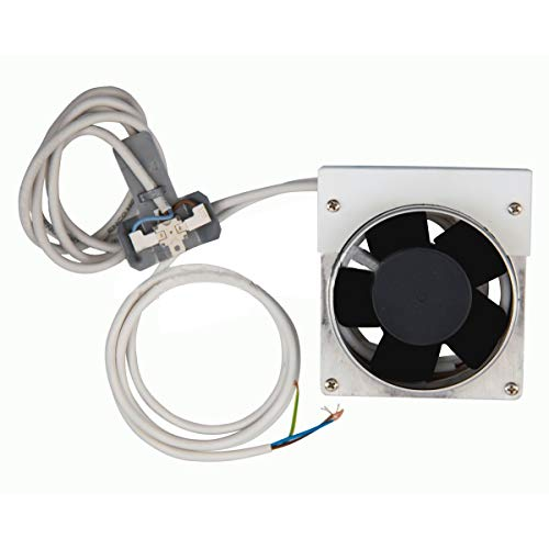 Recamania Kit Extractor Tiro Forzado Caldera Universal 0020213343