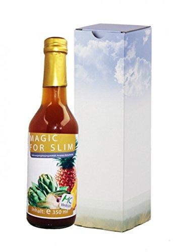 Magic for Slim - 6x 350 ml Glasflasche