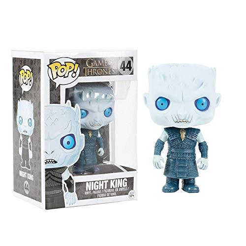 cheaaff Funko - Jon Snow Vision Pop of Thrones Figura de acción de Vinilo y Figuras de juguete-44