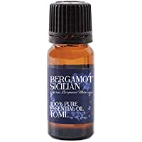 Bergamota Aceite Esencial–10ml–100% puro