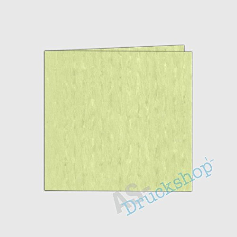 Faltkarte Faltkarte Faltkarte   Doppelkarte 155 x 155 mm - Artoline  Pistache  - 50 Stück B01N7VWVXQ   | Feine Verarbeitung  10fbb3