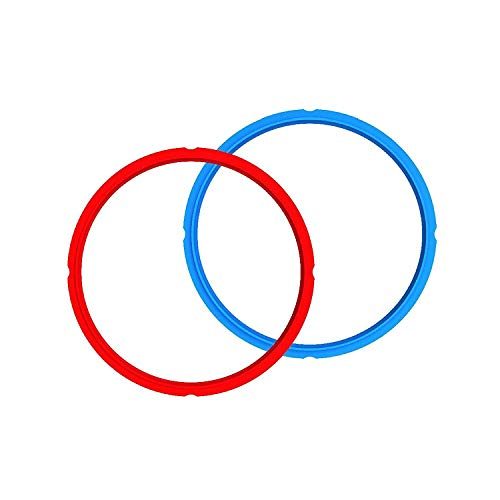 Anjing 8L Replacement Silicone Sealing Rings Sweet and Savoury for All 8L Electric Pressure Cookers