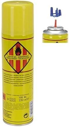 555Y250 - Recarga Gas Encendedor 250 Ml