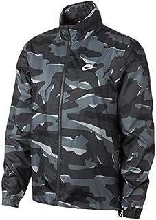 (ナイキ) Nike Camo Packable Hooded Windbreaker メンズ ジャケット?トレーナー [並行輸入品]