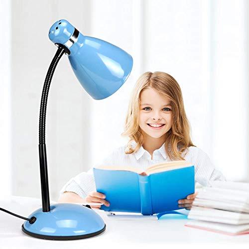fghrgh Veilleuse LED,Lampe Lampe De Bureau LED 5W Lumière Blanche Étudiant Apprentissage Lampe Chambre Chevet Lecture Lampe D'Écriture A765