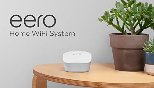 Router/extender mesh Wi-Fi Amazon eero