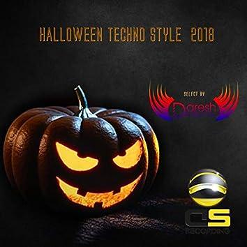 Halloween Techno Style Compilation 2018