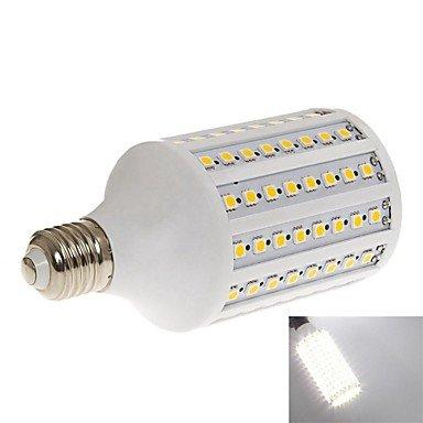 YangR* E27 20W 102pcsSMD2835 2000LM 6000-6500K a LED bianco freddo mais (220-240V) , bianco caldo
