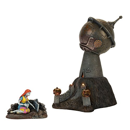 Department 56 Nightmare Before Christmas Dr. Finkelstein's Observatory 4058116