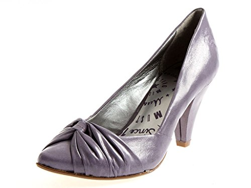 MUSTANG 79958 877 Pumps High Heels Damen Schuhe Flieder EU 37