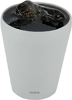 シービージャパン タンブラー グレー 食洗機対応 240ml 真空断熱 ステンレスタンブラー Mlte