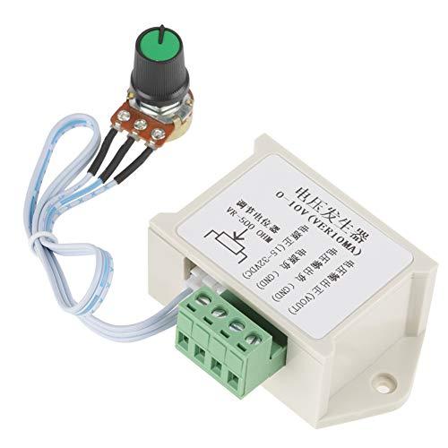 Generador de Voltaje 0-10V, Generador de Voltaje Coincidido con la Mayoría de los Estándares de Interfaz Analógica de PLC y MCU o Controlador Industrial