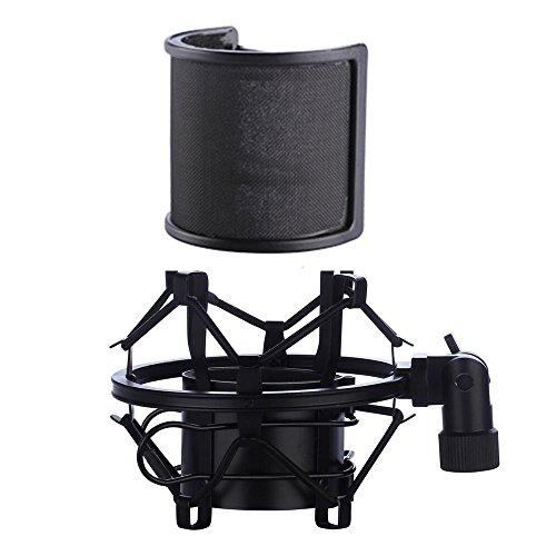 BTOOP Universal Microphone Shock Mount