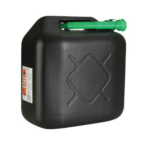 Unitec 73852 - Bidón de Gasolina (20 litros, plástico)