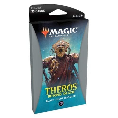 Magic The Gathering Theros Beyond Death Theme Booster-Se envía al azar (Wizards of the Coast MTG-THB-TBD-EN) , color/modelo surtido