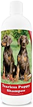 Healthy Breeds Doberman Pinscher Tearless Puppy Dog Shampoo 16 oz