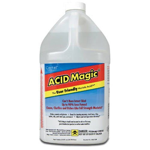 Acid Magic (Muriatic Acid Replacement)