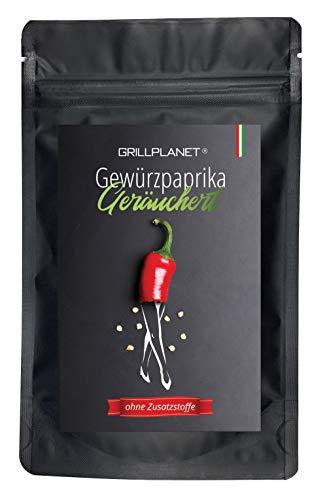 Geräucherter Paprika Premiumqualität aus Ungarn Szeged Paprikapulver scharf 100g