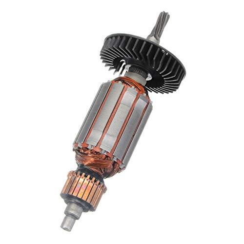 ZHENWOFC Schlagbohrmaschine Anker Rotor Kollektor Rotor passend für Bosch GBH 2-24 DSR Hardware-Ersatzteile
