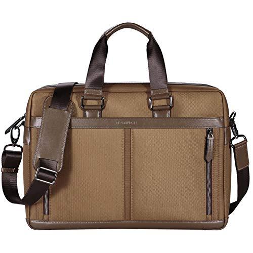Banuce Waterproof Nylon Briefcase for Men Tote Bag Business Shoulder Messenger Bag