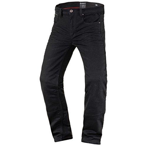 Scott Denim Stretch Motorrad Jeans Hose schwarz 2020: Größe: XL (52/54)