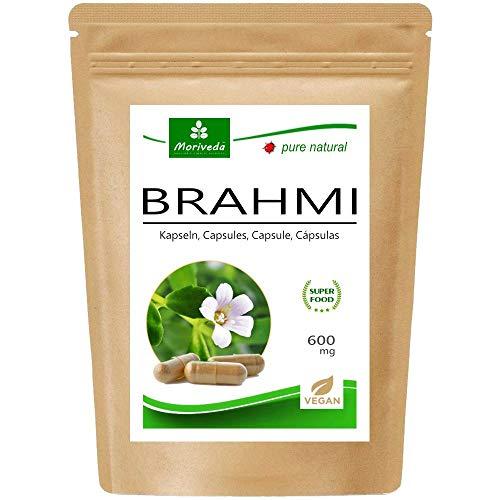MoriVeda® Brahmi Kapseln l 2...