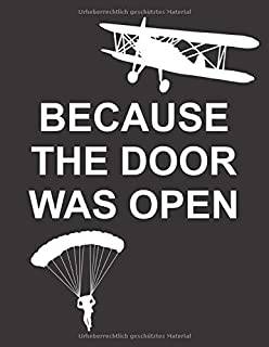 skydiving door