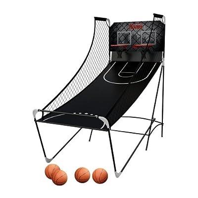 M01481W Harvard Double Shootout Arcade Electronic Digital Basketball Game
