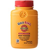 Gold Bond Original Strength Body Powder 1 Ounce