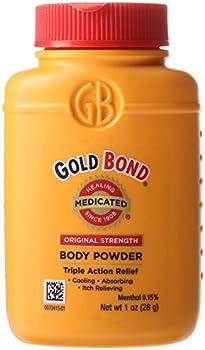 Gold Bond Original Strength Body Powder 1 Ounce