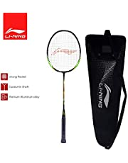 Li-Ning XP 901-PV SINDHU Signature Series Aluminium-Alloy Isometric Strung Badminton Racquet with cover