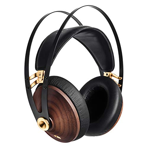 Meze 99 Classics over-ear headphones ( Walnut Gold )