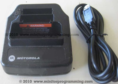 USB Programming Kit for Minitor V 5 Fire EMS Pagers