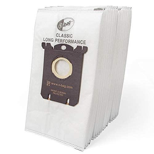 Bolsas de limpieza para el hogar para aspiradoras Philips FC8220 FC8228 FC8382 FC9083 Piezas de repuesto para filtros de aspiradora no tejidos (color: 10 unidades)