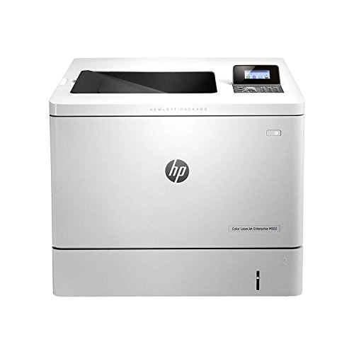 HP Laserjet Color Enterprise M553N - Impresora láser, 1.2 GHz, LCD de 4 líneas (gráficos en color) con teclado de...