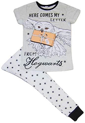 HARRY POTTER Lettre Femmes Hedwig Acceptation Pyjama: X-Large (20-22)