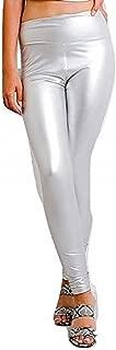Ladies High Waist PU Legging AUS Size 8-14