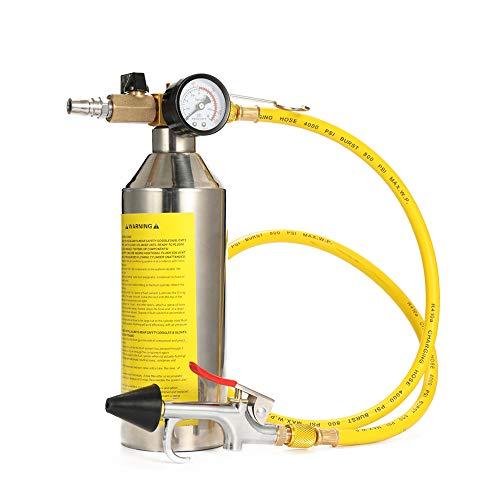 KKmoon Pulizia del Serbatoio del Climatizzatore del Veicolo Pulizia del Filtro della Bombola di Lavaggio Pulire il Set di Strumenti