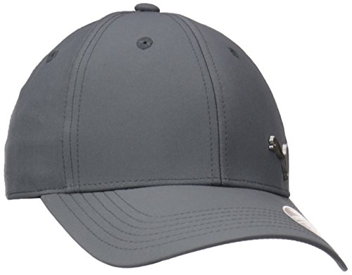 PUMA Men's Evercat Alloy Stretch Fit Cap, Gray/Silver, Large/Extra Large