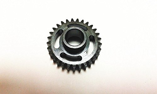 CrazyRacer Harden Steel Light Weight Middle Transmission Idler Gear 29T for RC HPII Savage Flux HP X 4.6 25 SS 86275 86098