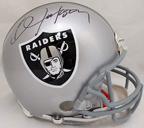 Bo Jackson Oakland Raiders NFL Hand Signed Full Size Proline Helmet