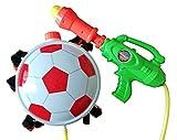 Pistola de agua S35, juguete para niños, mochila de fútbol, tanque de agua, pistola de agua, pistola de juguete, pistola de bombeo, idea de regalo de cumpleaños