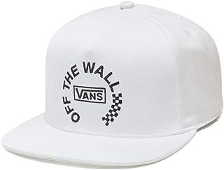 2b515dc5 Vans - Gorra Ajustable para Hombre, Color Blanco