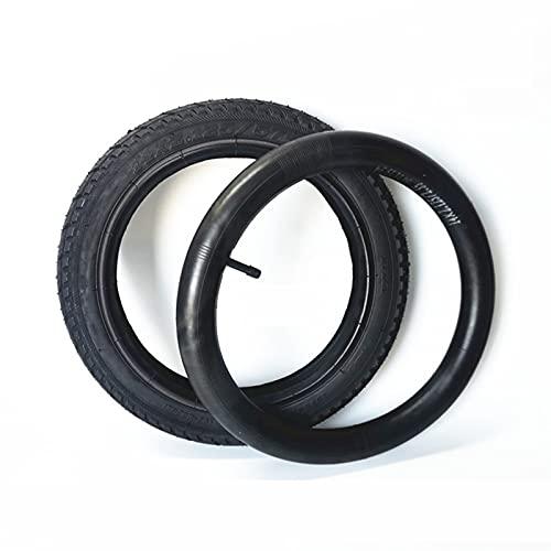 SXFYHXY 14 X 2.125 Neumático Tubo Interior Neumático Reemplazo De La Rueda Exterior del Neumático para Scooter Eléctrico Neumático
