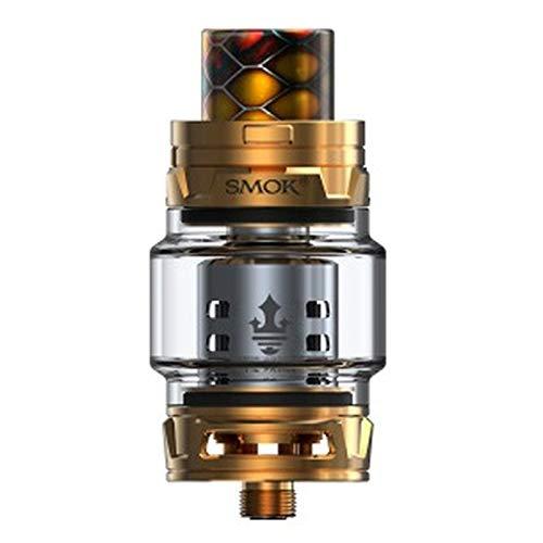 Smok TFV12 Prince Tank 8ml E-Zigarettes Atomiser/Original Kein Nikotin Kein Tabak (Gold)
