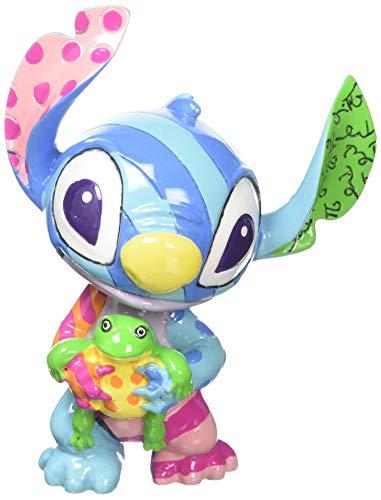 Disney Britto 4049376 Mini Stitch Figurine, Pink
